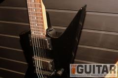 Dean Dave Mustaine Zero X NAMM 2014