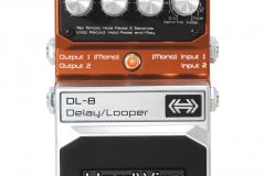 DigiTech HardWire Delay Looper DL-8 test