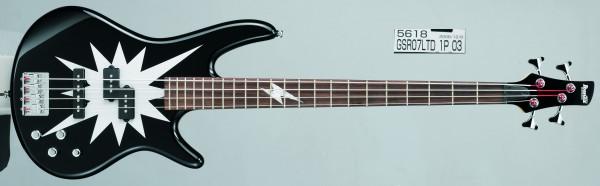 Upiorne gitary Ibanez LTD