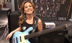 Kobiety basistki - krótka historia odwagi i poświęcenia