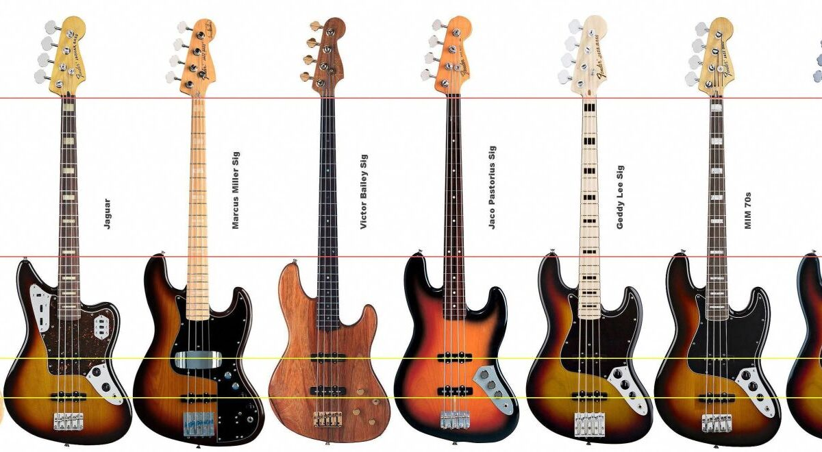 Happy Birthday Jazz Bass!