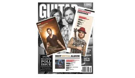 Synyster Gates najlepszym gitarzystą