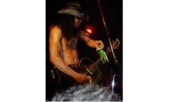 Gitarzysta Eric Sardinas w Spodku na Rawie Blues