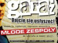 Weź udział w akcji GARAŻ!