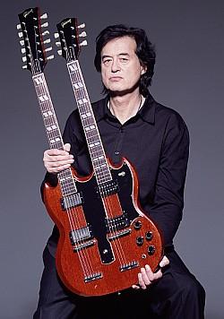 Jimmy Page planuje koncerty poza Led Zeppelin
