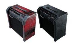 Nowe wzmacniacze gitarowe typu combo Ibanez TBX Dragon Skin