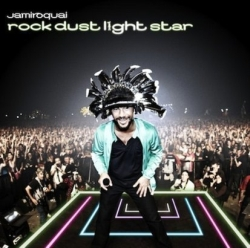 "Jamiroquai ""Rock Dust Light Star"""