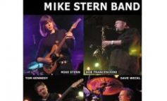 """Mike Stern Band """"New Morning – The Paris Concert"""""""