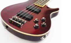 Schecter Omen Extreme 4: test gitary basowej