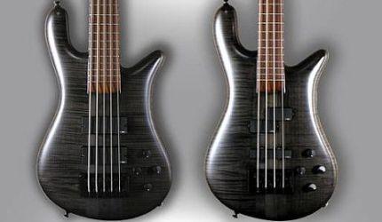Nowe gitary basowe Spector Forte