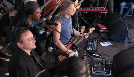 Gitarzysta Steve Morse o nowej płycie Deep Purple