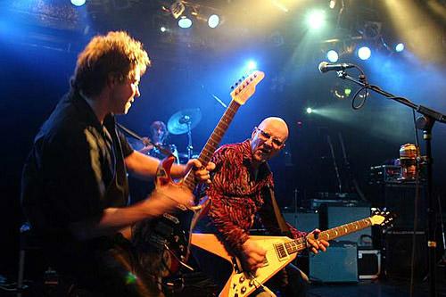 Wishbone Ash w Polsce