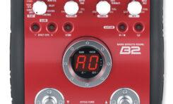 Test: multiefekt basowy Zoom B2