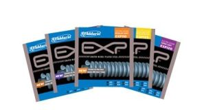 D'Addario EXP Coated Electric