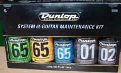 Jak utrzymać czystość gitary