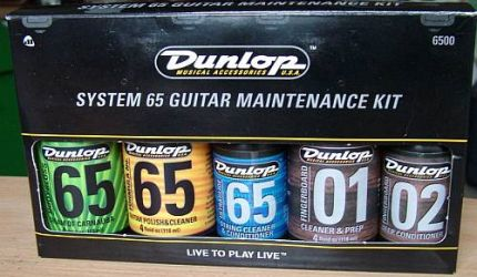 Dunlop – System 65 Guitar Maintenance Kit