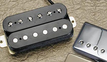 Serce w połowie z metalu… Przetworniki gitarowe