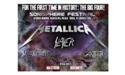 Slayer i Megadeth odwołują koncerty