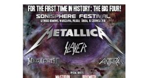 Metalica i Slayer plakat
