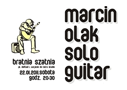 Solowy recital Marcina Olaka