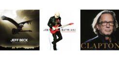 TOP 20 płyt gitarowych 2010 - ranking Piotra Nowickiego