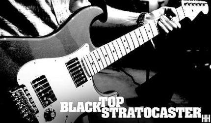 Nowe Fendery Blacktop