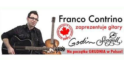 Prezentacja gitar Godin i Seagull
