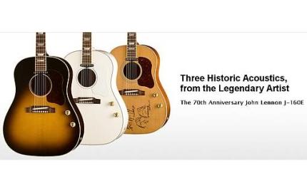 Limitowana gitara Johna Lennona