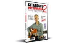 Gitarowe Wyzwania 2 - szkoła DVD