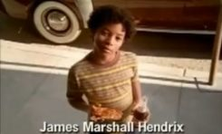 Co pije Jimi Hendrix?