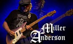 Miller Anderson Band w Polsce