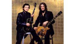 Jimi Page, Eric Clapton i Joe Perry tworzą zespół