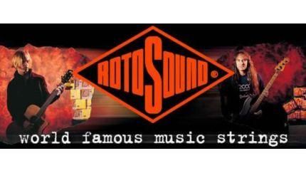 Struny Rotosound w japońskich gitarach Fender