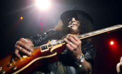 """Slash: posłuchaj i obejrzyj nowy klip """"Anastasia"""""""