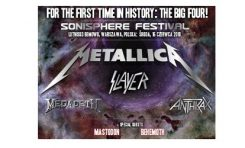 After Show Party po Sonisphere Festival