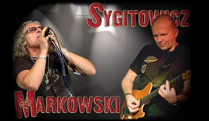 Markowski & Sygitowicz nagrywają płytę