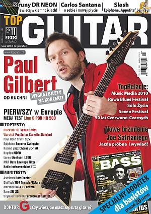 TopGuitar – Listopad 2010