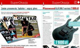 Ostatnia szansa na gitarę Flaxwood