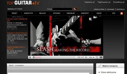 Video-zwiastun solowego albumu Slasha