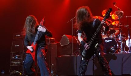Vader zagra przed zespolami Slayer i Megadeth