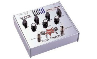 VOX Duel Overdrive