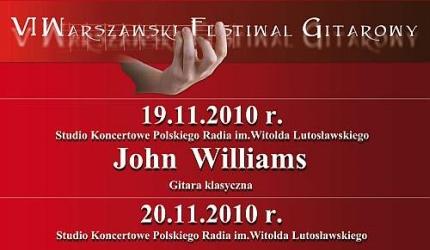 Zbliża się VI Warszawski Festiwal Gitarowy