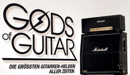 """Wygraj """"Gods of Guitar""""!"""
