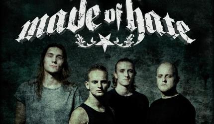 Made Of Hate na Sonisphere Festival 2011