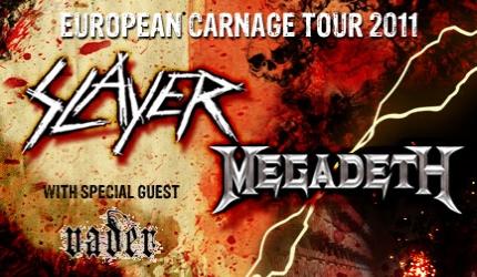 Spotkanie z Megadeth odwołane, ale Aplauz rozdaje bilety na koncert!