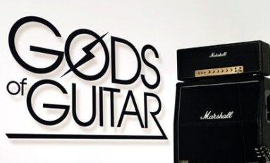 Bogowie gitary na dwóch płytach CD