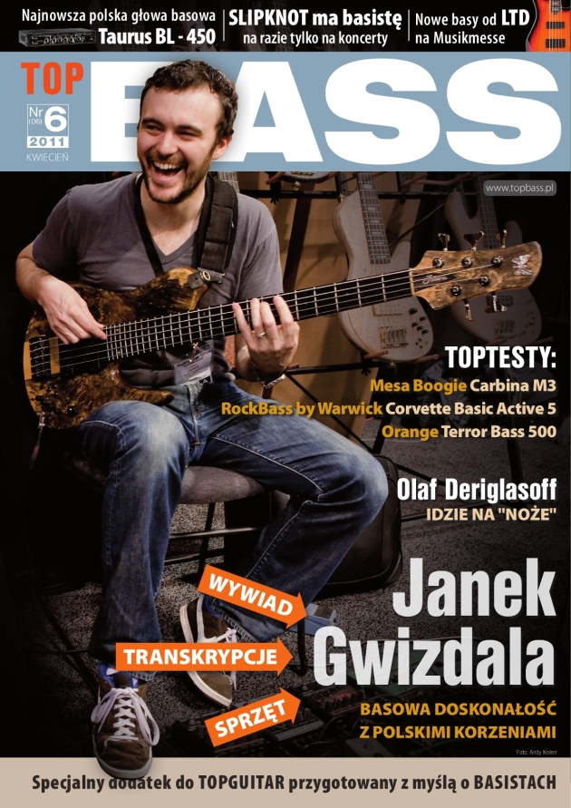 TopBass kwiecień 2011