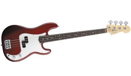 Niższe ceny Fenderów z serii Standard