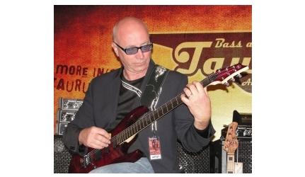 Bruce Gaitsch z Taurusem
