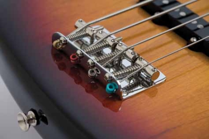 Fender American Special Jazz Bass, Fot. Grzegorz Ufnal